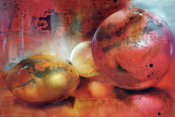 Illustration Marbles