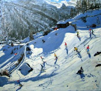 Reproducción de arte  Matterhorn, Zermatt