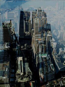 Artă imprimată Metropolis VII