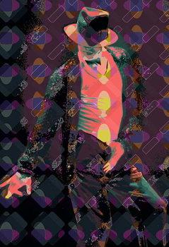 Reproducción de arte Michael J 2, 2013