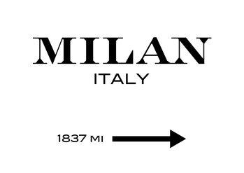 Ilustrace Milan