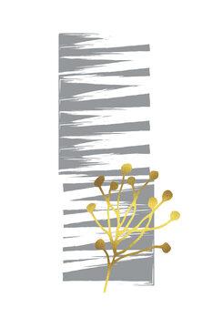Ilustración Minimalist spring awakening no. 2