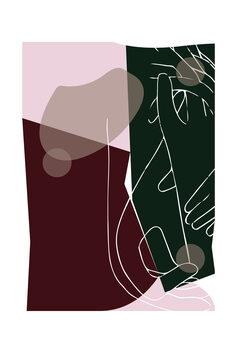 Illustration Modern Art I