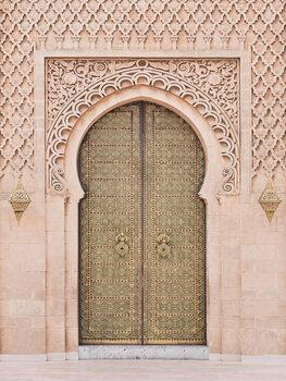Fotografia artystyczna Moroccan Door