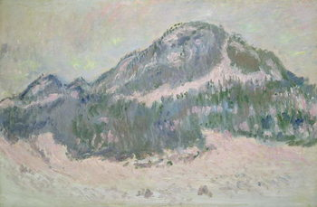Mount Kolsaas, Norway, 1895 Kunsttryk