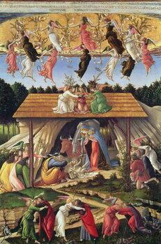 Obrazová reprodukce Mystic Nativity, 1500