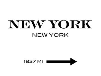 Illustration New York