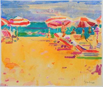 Ocean Beach Kunstdruk