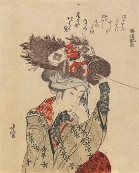 Obrazová reprodukce Ohara-me, 1797-1819