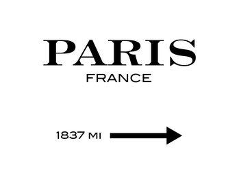 Ilustrace Paris