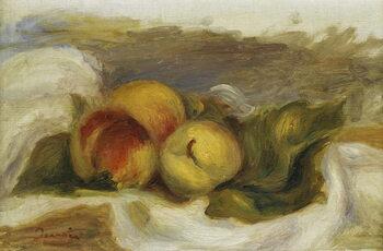 Reproduction de Tableau Peaches; Les Peches, c.1898