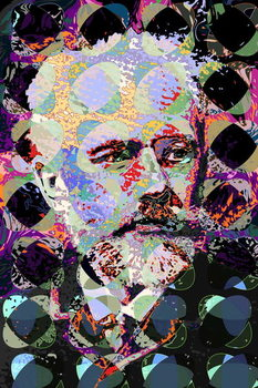 Konsttryck Peter Illyich Tchaikovsky