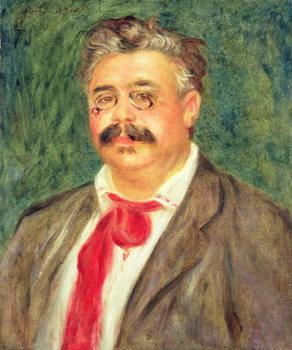 Obrazová reprodukce Portrait of Wilhelm Muhlfeld, 1910