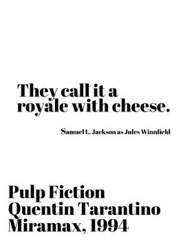 Ábra Pulp Fiction 1