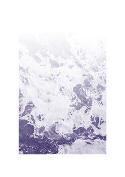 Ilustrácia Purple Ocean