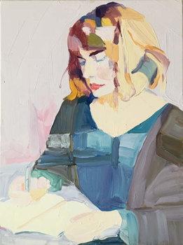 'Quiet', 2017, Kunstdruk