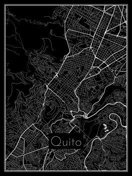 Mapa Quito