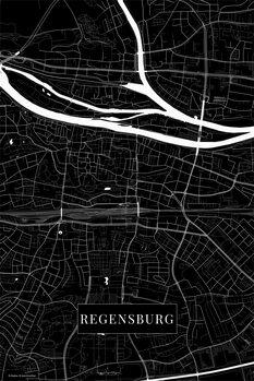 Harta Regensburg black