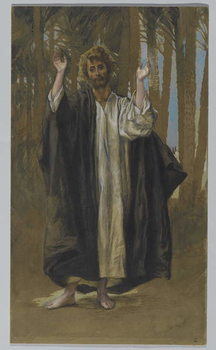 Kunstdruk Saint Simon