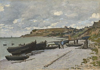 Sainte-Adresse, 1867 Reproduction d'art