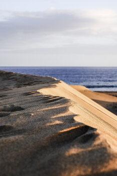 Umělecká fotografie Sand dune