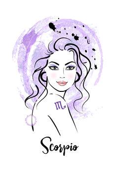 Ilustración Scorpio