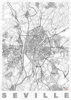 Mapa de Seville