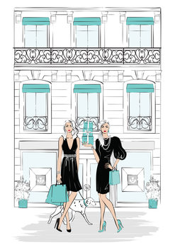 Ilustrace Shopping1