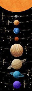 Illustrazione Solarsystem