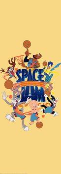 Plakat Space Jam 2 - Tune Squad  2