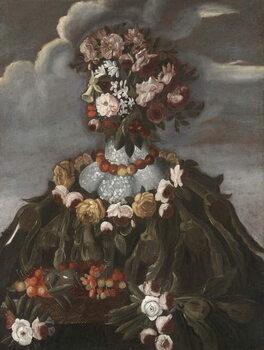 Obrazová reprodukce Spring, c.1580-1600