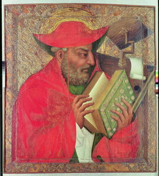 St. Jerome Obrazová reprodukcia