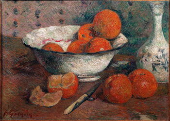 Obrazová reprodukce Still Life with Oranges