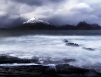 Photographie d'art Stormy Elgol