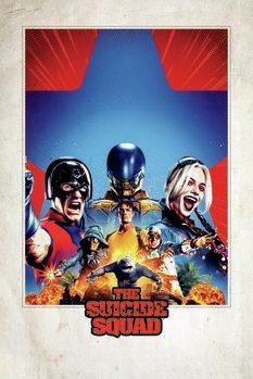 Poster Suicide Squad 2 - theatraal