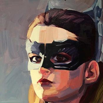 superhero, 2016, Kunstdruk