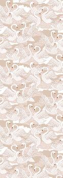 Ilustracija Swans Cotton