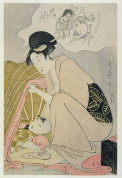 Obrazová reprodukce  T H Riches 1913. Child having a Nightmare, c.1801