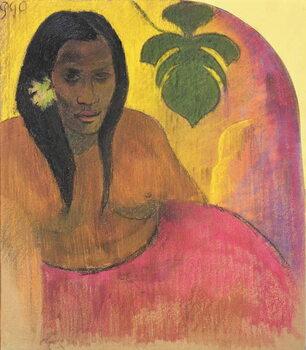 Obrazová reprodukce Tahitian Woman