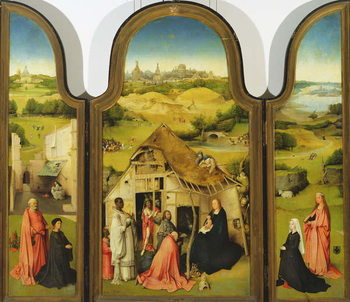 The Adoration of the Magi, 1510 Kunstdruck