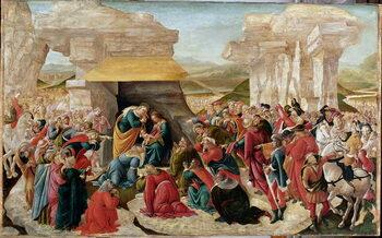 Obrazová reprodukce The Adoration of the Magi