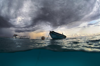 Photographie d'art The boat