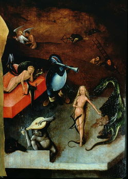 Reproducción de arte  The Last Judgement (altarpiece)