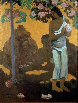 Reprodukcja The month of Maria (Te avae no Maria)