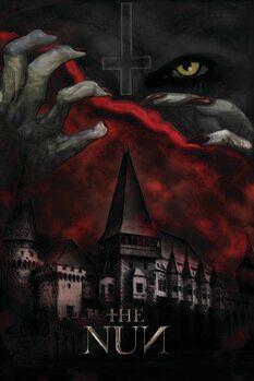 Плакат The Nun - Тайно зло