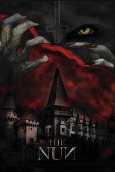 Poster The Nun - Geheimes Übel