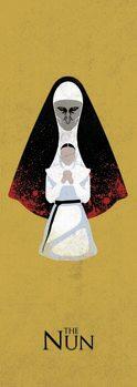 Poster The Nun - Zlo zadaj