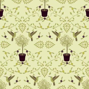 Reprodukcija umjetnosti The Olive Tree