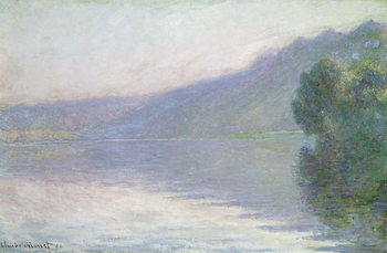 The Seine at Port-Villez, 1894 Kunsttryk