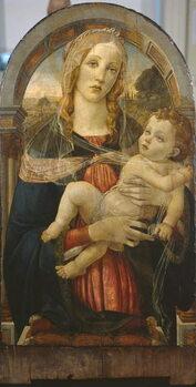 Umelecká tlač The Virgin and Child, 19th century forgery